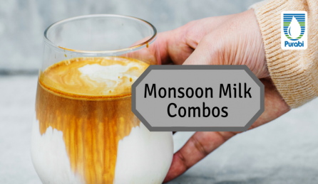 5 Delicious Milk Combos for Monsoon