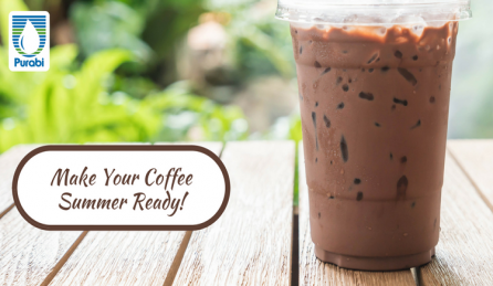 Make Your Coffee Summer Ready