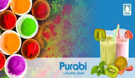 Make Your Holi Healthy Too!