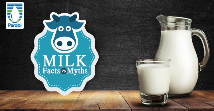 5 Milk Myths and the Truth Behind Them